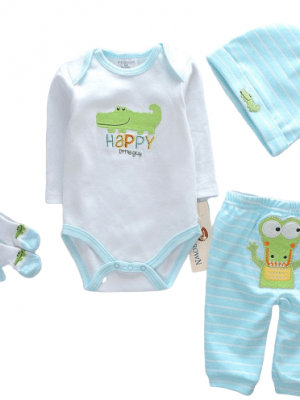 """Dress For Reborn Doll 20/22 inch """"Happy Frog"""""""
